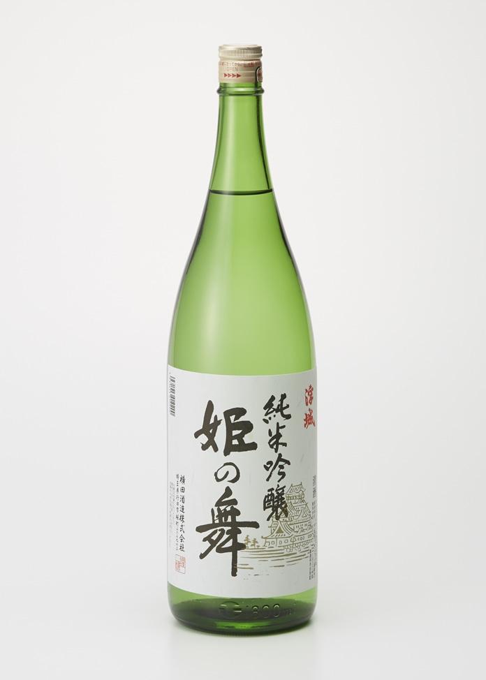 <オンワード マルシェ>横田酒造 【浮城】純米吟醸姫の舞 1800ml