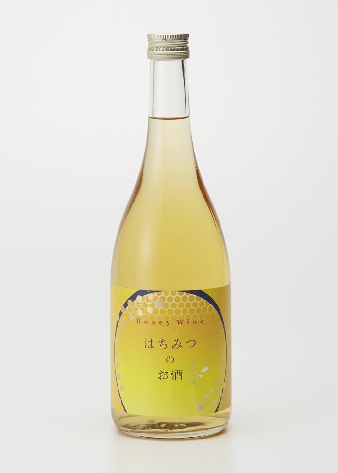 有機日本酒醸造元 天鷹酒造 はちみつのお酒 720ml