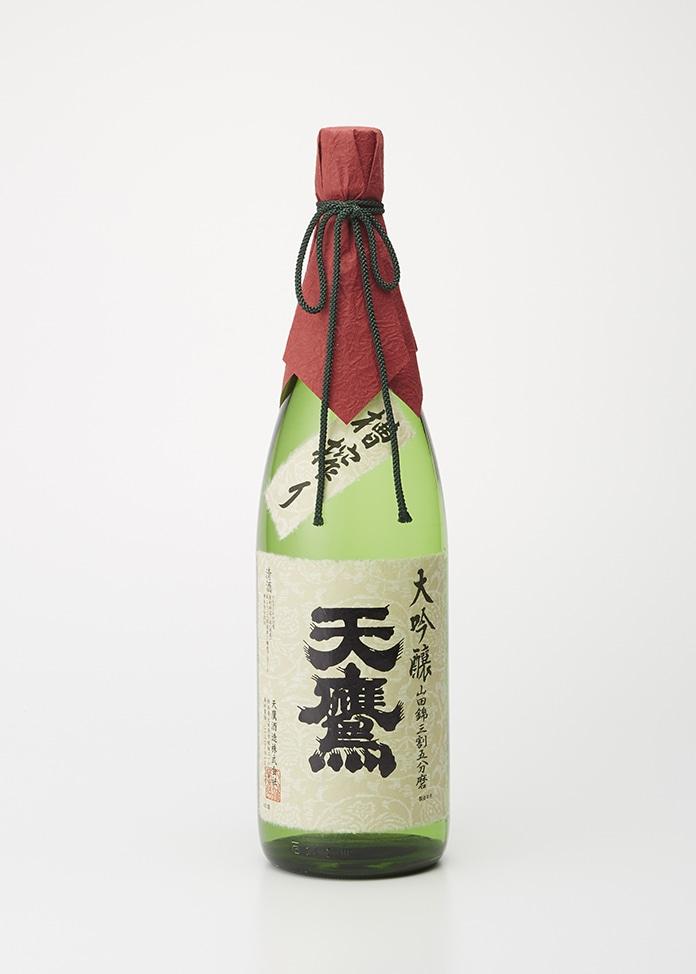有機日本酒醸造元 天鷹酒造 【天鷹】大吟醸三割五分磨1800ml