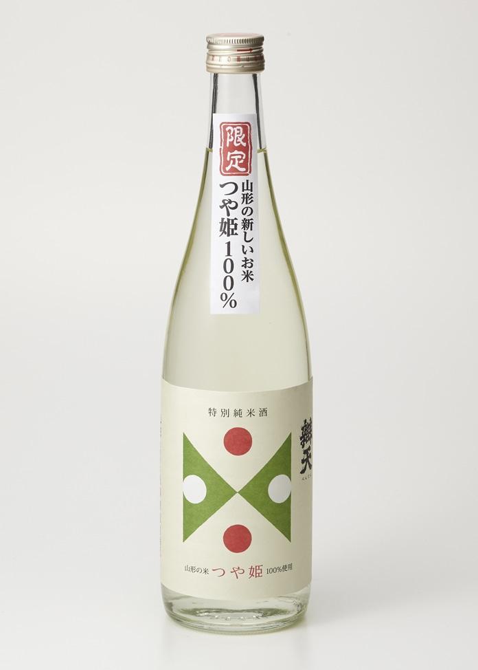 後藤酒造店 【辯天】つや姫 特別純米酒720ml