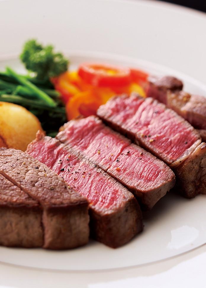 リンベル 〈山形の極み〉山形牛 サーロインステーキ 肉質等級:4等級(B.M.S.No.5