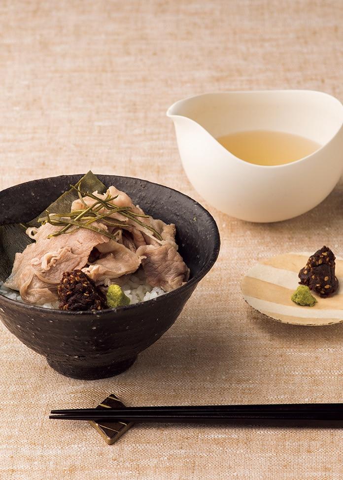 RING BELL 〈日本の極み〉〈京都岩さき〉京都牛の昆布〆だし茶漬け