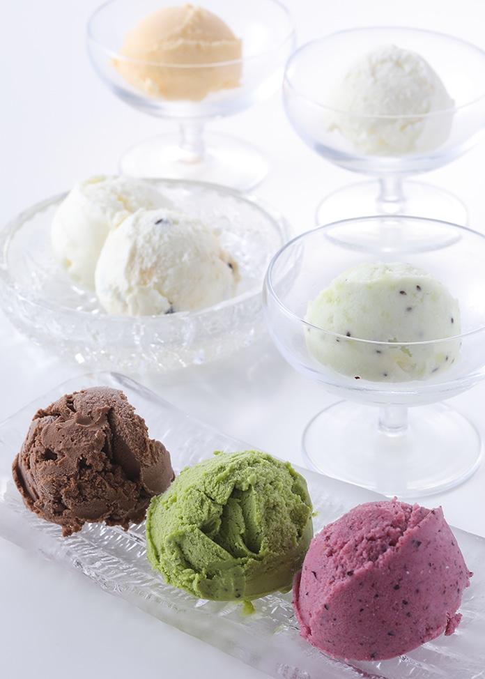 阿蘇天然アイス 阿蘇小国ジャージー牛乳のアイスクリーム 8種セット
