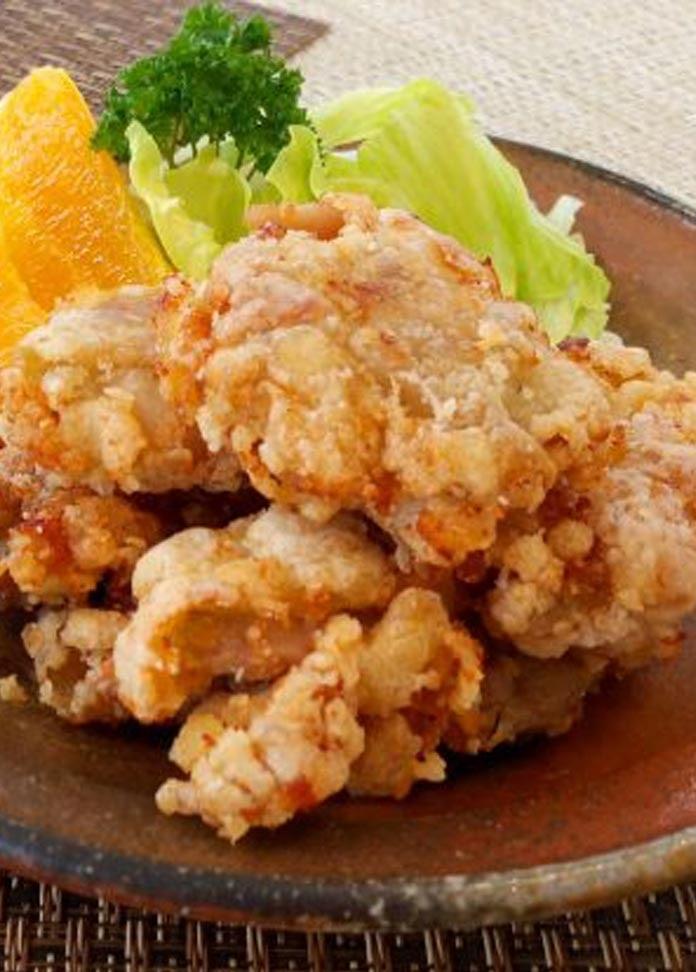 マルシェセレクト しょうゆ風味若鶏唐揚げ 約2kg