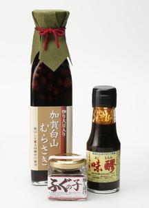 加賀白山むらさき ふぐの子醸し漬け 味醪セット