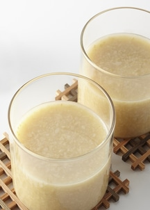 国内産有機玄米甘酒(ストレート) 10個セット