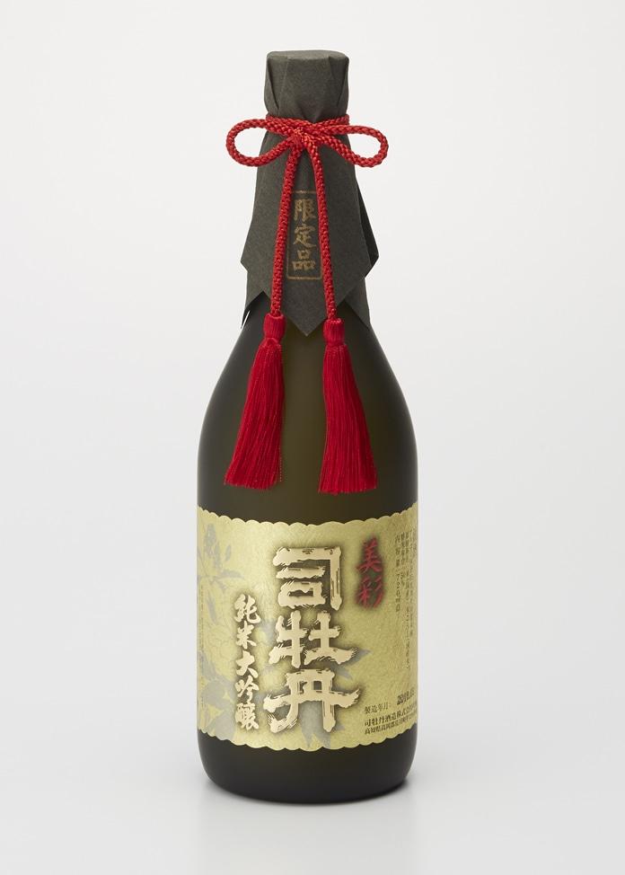 司牡丹酒造 美彩司牡丹 720ml