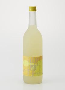 山柚子搾りゆずの酒 720ml