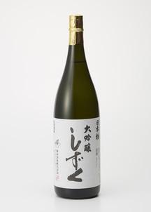 【日本橋】大吟醸しずく 1800ml