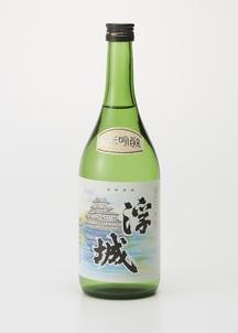 【浮城】純米吟醸 720ml