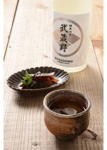 武蔵野ホワイト 純米吟醸 720ml