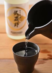 武蔵野ホワイト 純米大吟醸  720ml