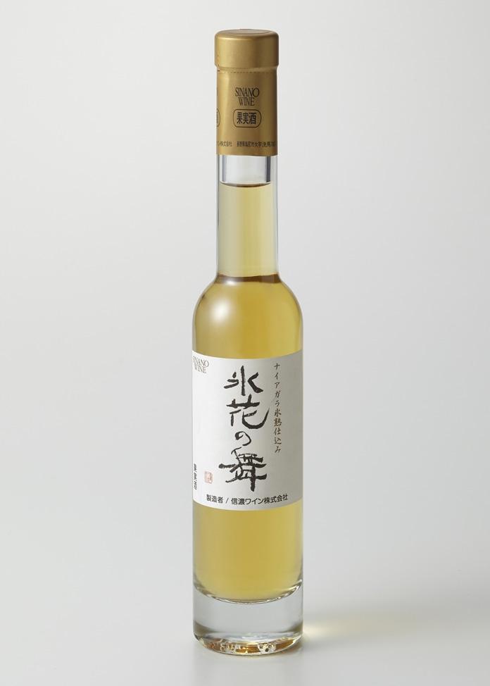信濃ワイン 氷花の舞 200ml