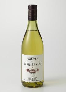信濃桔梗ヶ原シャルドネ 720ml
