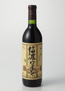 信濃樽熟メルロー 2012  720ml