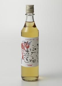 醸造家のジュース ぶどう畑直送(白)550ml