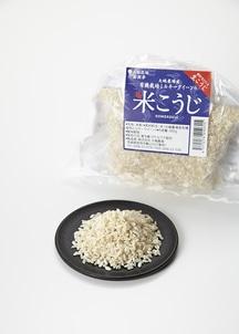 【大嶋農場産有機栽培】ミルキークイーンの米糀