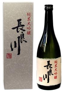 【長良川】純米大吟醸 720ml