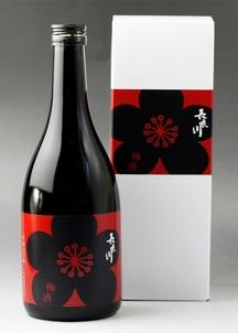 【長良川】日本酒でつくる梅酒 720ml