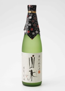 特別純米酒14度 山水 720ml 2本入