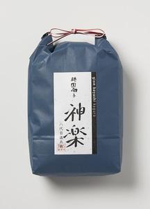 【八代目儀兵衛ブレンディング米】神楽 5kg