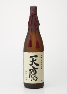 【天鷹】有機純米大吟醸 槽搾り原酒 1800ml