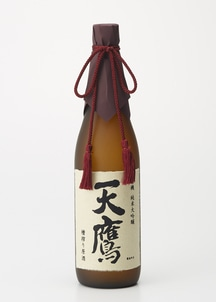 【天鷹】有機純米大吟醸 槽搾り原酒 720ml
