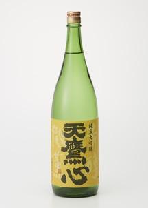 【天鷹】純米大吟醸 心 1800ml