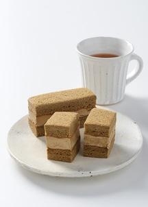 生チョコサンド T-キャレット(ほうじ茶) 6個入