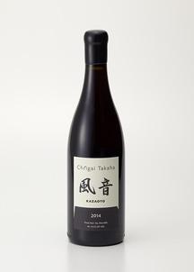 [2014] Ch.igai Takaha KAZAOTO Pinot Noir  風音 750ml
