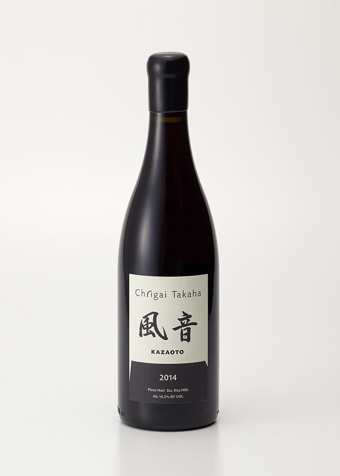 シャトー・イガイタカハ [2014] Ch. igai Takaha KAZAOTO Pinot Noir 風音 750ml