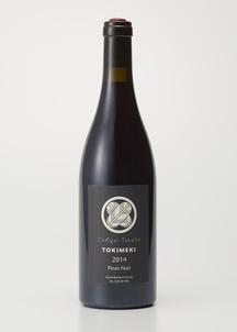 [2014] Ch.igai Takaha  TOKIMEKI Pinot Noir 750ml