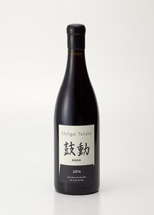 [2014] Ch.igai Takaha KODO Pinot Noir  鼓動 750ml