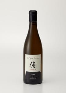 [2014] Ch.igai Takaha SAMURAI Chardonnay  侍 750ml