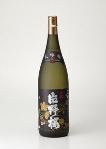 大吟醸 玄櫻 片野桜 1800ml