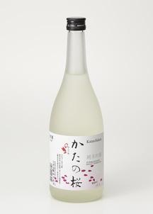 純米吟醸 かたの桜 720ml