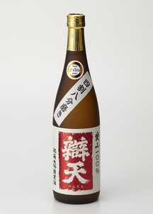 【辯天】純米大吟醸原酒 愛山 720ml