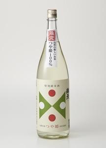 【辯天】つや姫 特別純米酒 1800ml