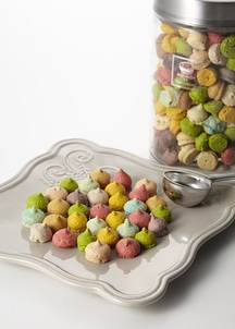 【macaron et chocolat】マカロンボーロ(大)
