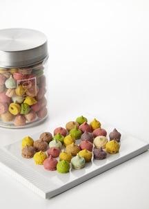 【macaron et chocolat】マカロンボーロ(中)