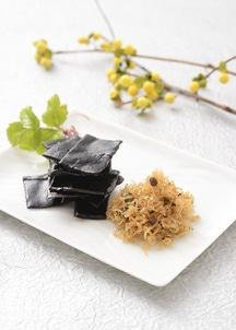 京佃煮・京のおじゃことお昆布 2種セット(150g)