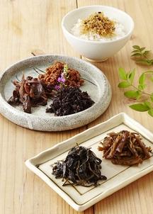 京佃煮・京の味彩6種セット詰め合わせ