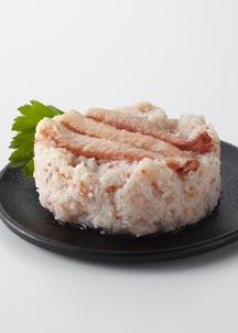 北海道産紅ずわいがに脚肉付缶詰セット 80g×5缶