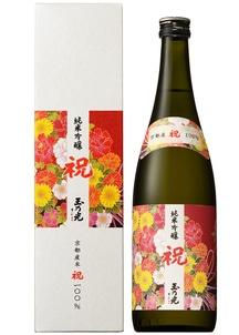 【玉乃光】純米吟醸 祝100% 720ml