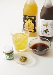 【萩からの贈物】ポン酢屋バラエティセット