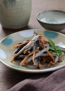 ひとくち鰯 生姜味
