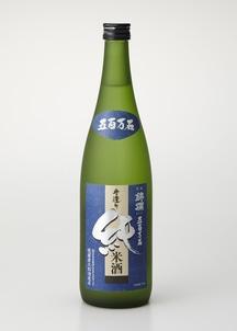 【羽陽錦爛】手造り純米酒 五百万石 720ml