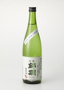 【羽陽錦爛】純米大吟醸 袋採り無濾過原酒限定品 720ml