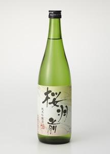 【純米吟醸】桜羽前 720ml