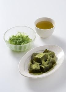 【茶彩菓】寛ぎ (京くずきり&京わらびもちギフトセット)